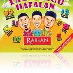 Review Album: Raihan - Lagu-Lagu Hafalan