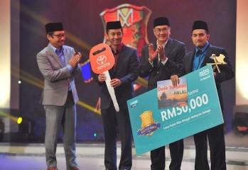 Juara PU Hafiz