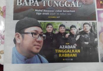 Laporan akhbar tempatan